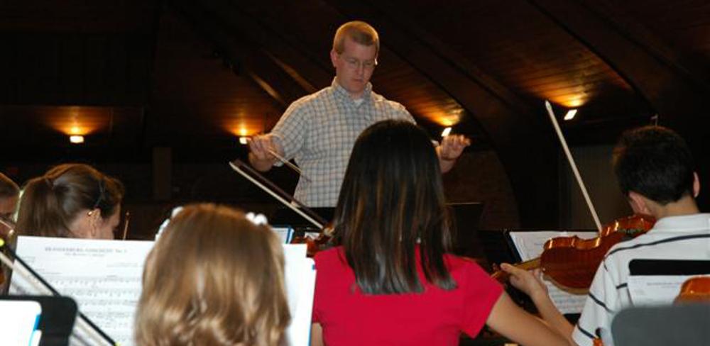 Intermediate Orchestra in 2005